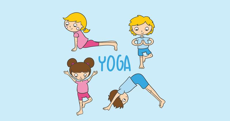 Yoga para niños  sus beneficios - Grupo Etapas 7201bb78a0c6
